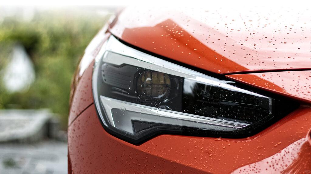 Opel Corsa F LED Matrix Licht