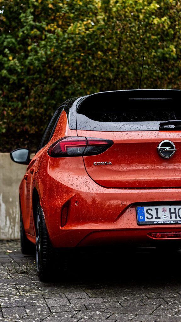 Opel Corsa F - Power Orange