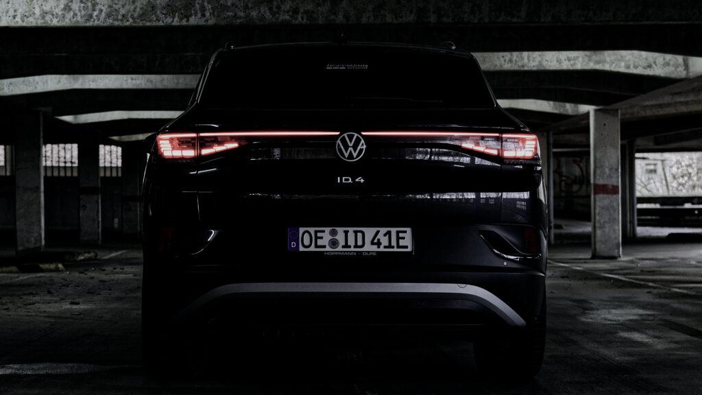 VW ID.4 Heck