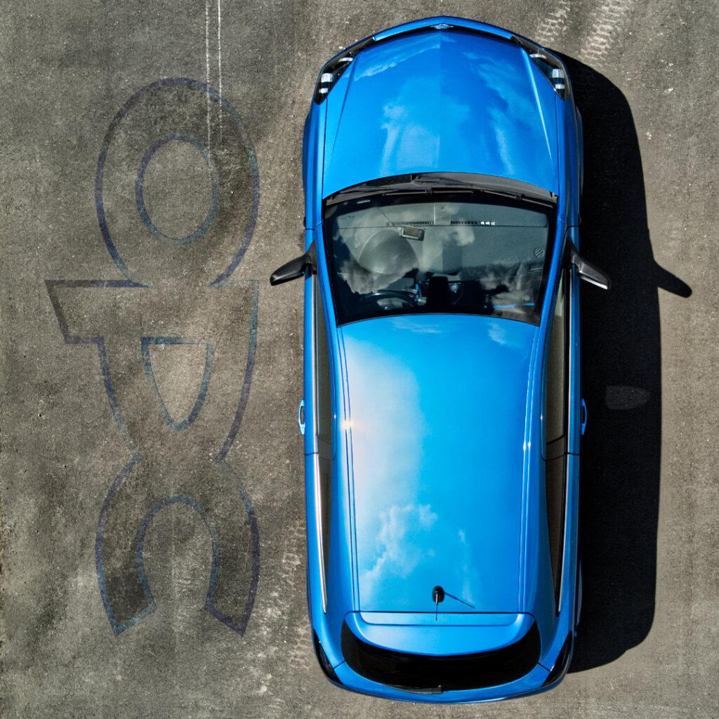 Opel Astra OPC Dach